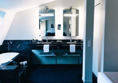 Hotel MIró: baño