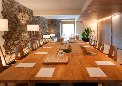 Sala de reuniones Palacio de Yrisarri